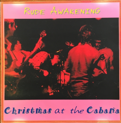 Christmas at the Cabana cover