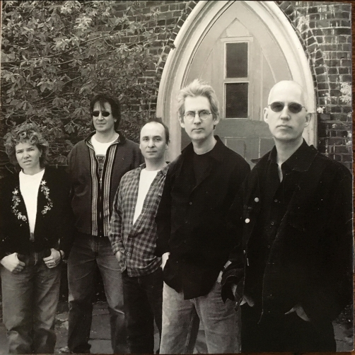 Kelly Brothers band photo