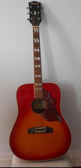 Steve's first guitar